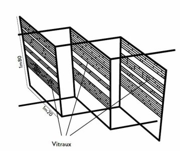 Plan technique structure